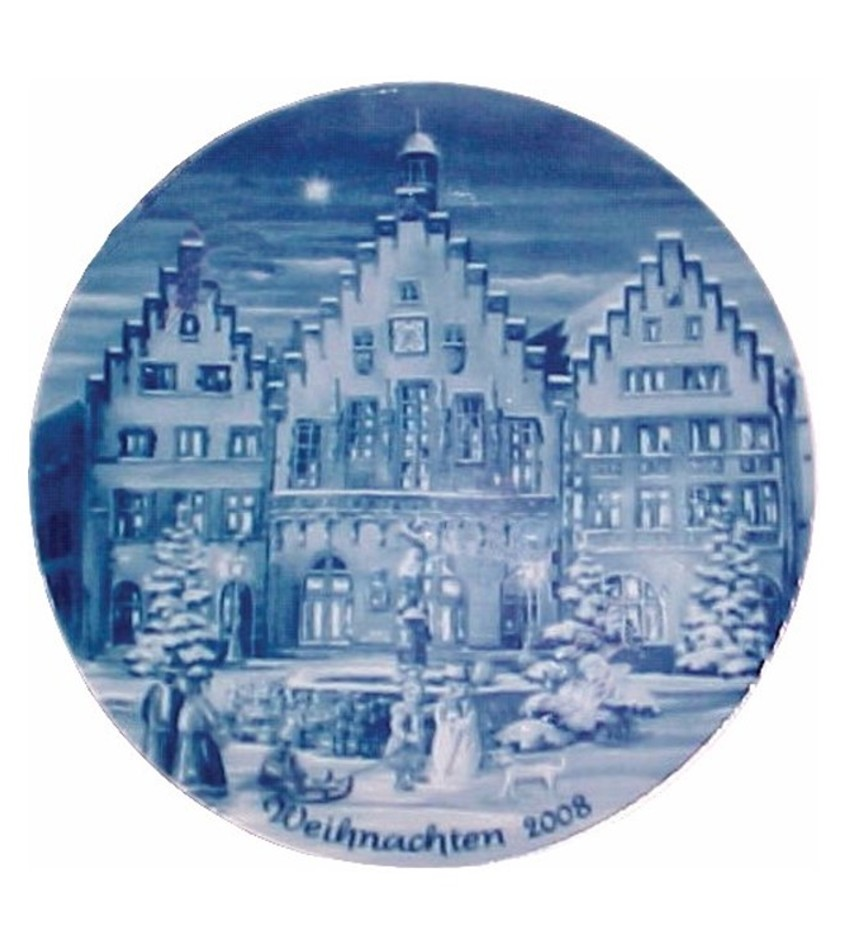2008BDXPG - 2008 Berlin Design Plate - German