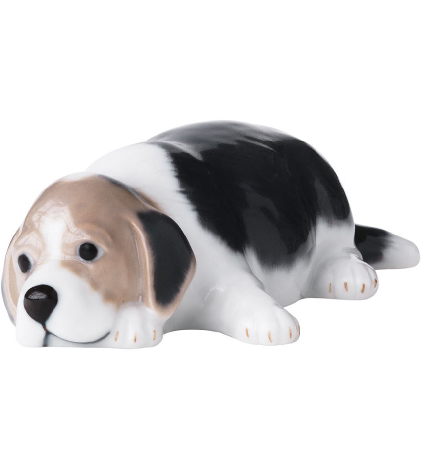 2015RC249850 - Beagle Puppy 2015 Annual Figurine