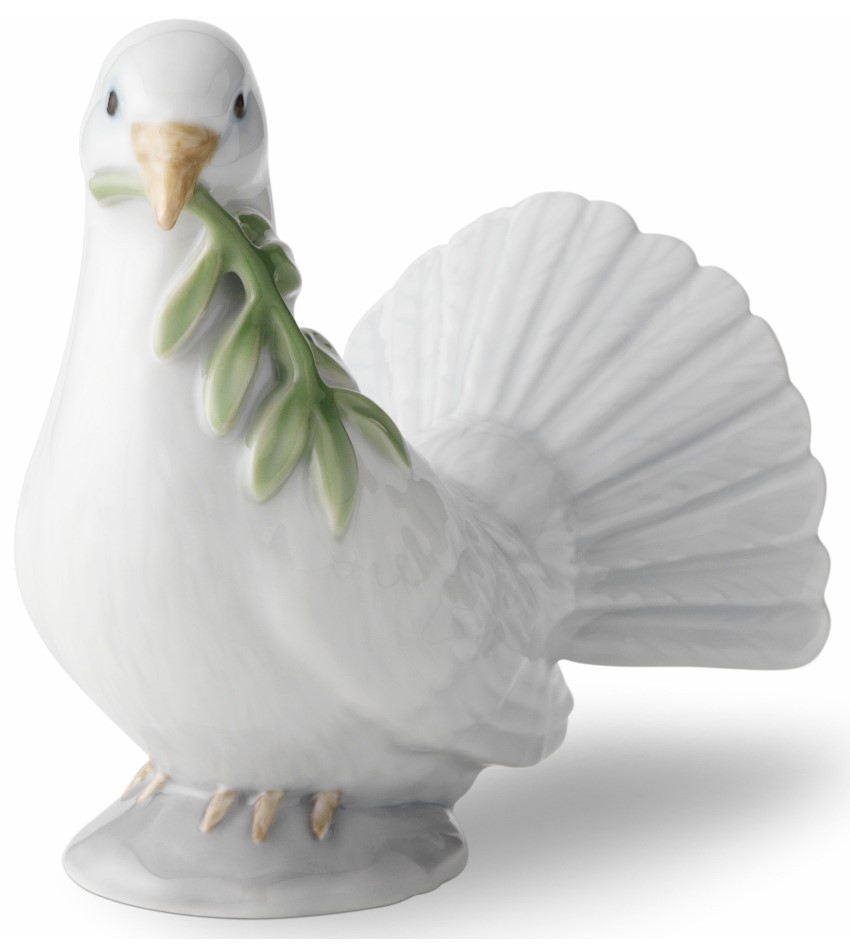2018RC1024797 - 2018 Annual figurine - dove