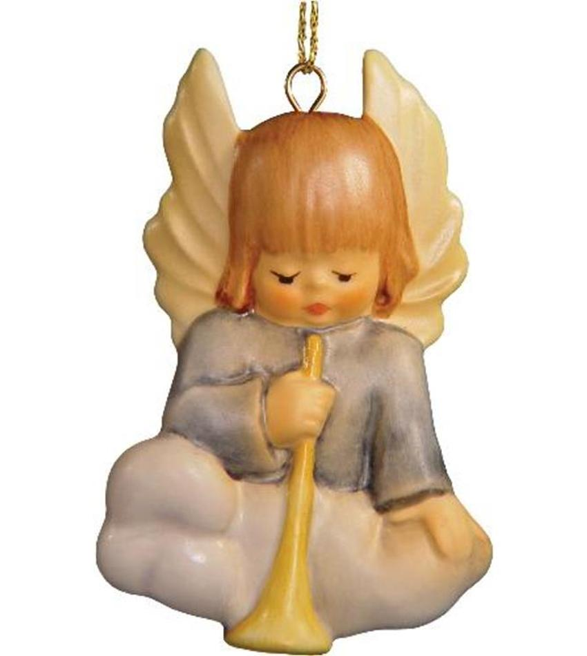 586 - Angel with Trumpet 2 1/2""