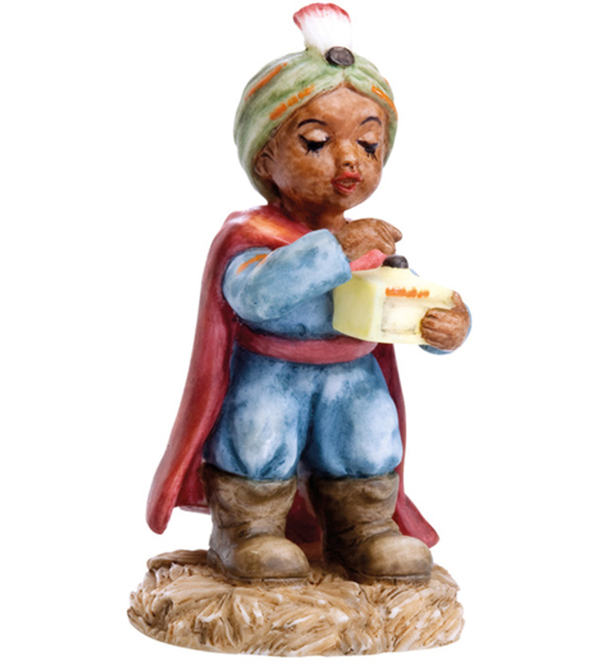 828022 - King Gaspar Mini Figurine