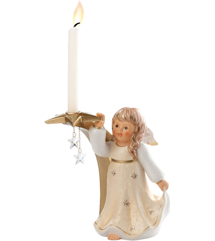 828144 - Angel Candle Holder 2011 Annual