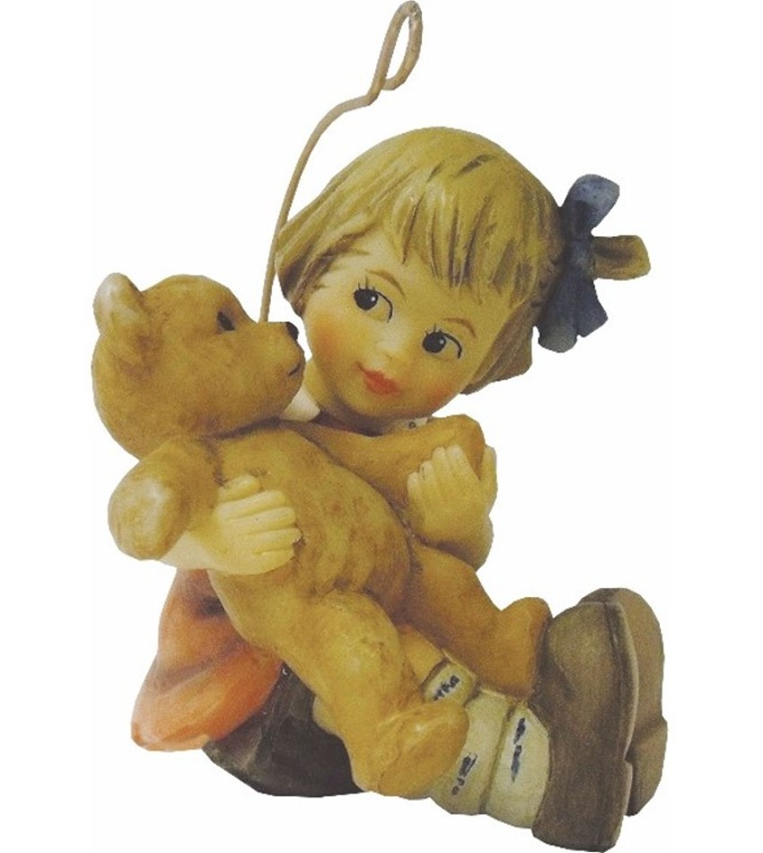 935484 - Teddy Tales Ornament