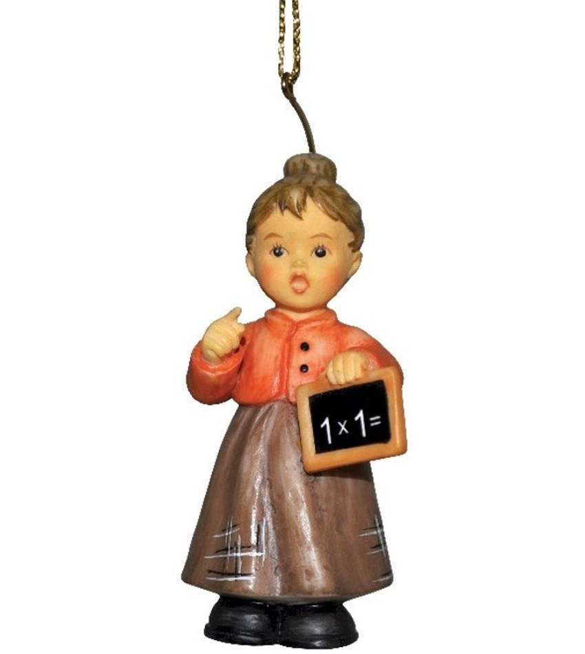 935507 - Littlest Teacher Ornament