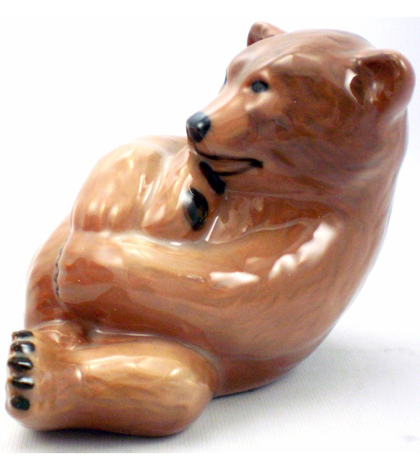 98BGAF - Brown Bear 1998 Annual Figurine