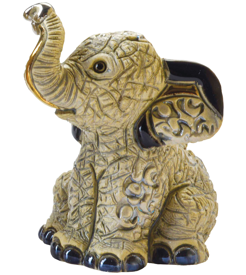DERF419 - Baby Asian Elephant