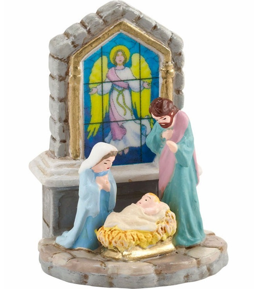 DT4030700 - Dickens Nativity