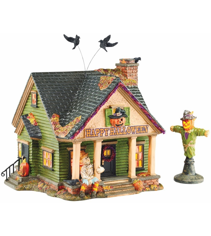 DT4044881 - The Scarecrow House