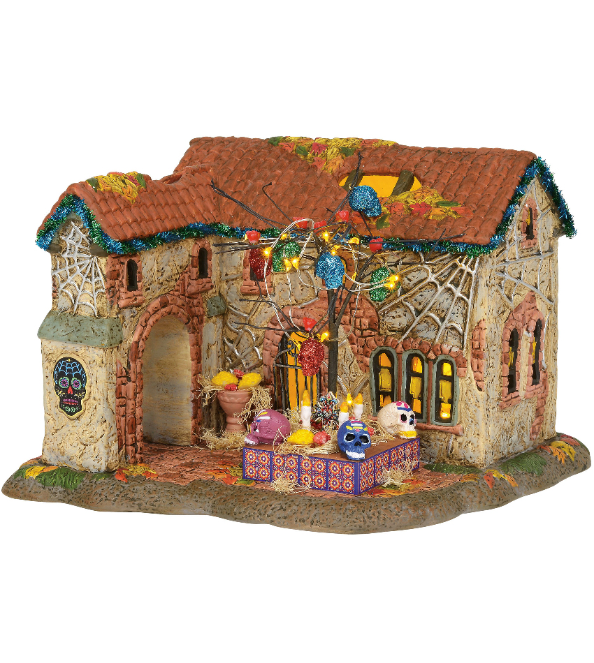 DT6003161 - Day of the Dead House