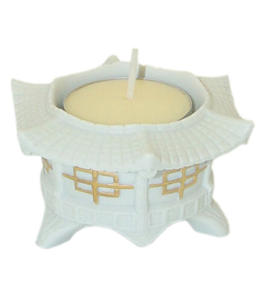 L85354 - Chinese Lantern Tea Light Holder