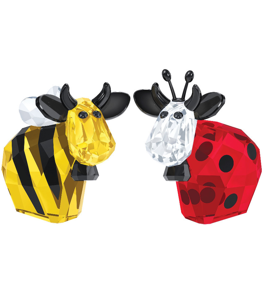 S5136457 - Bumblebee & Ladybird Mo, Limited Edition 2016