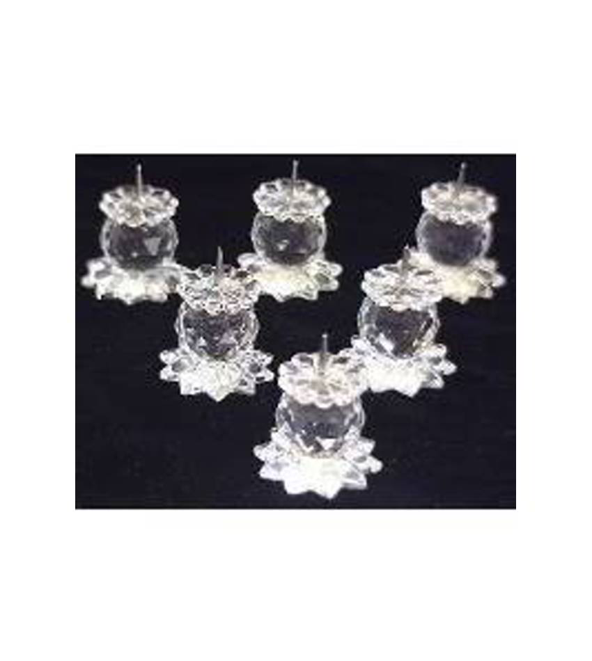 S7600131 - Candleholders - set of 6